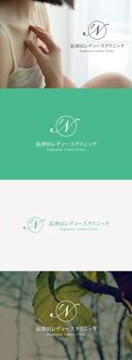 tanaka10さんの新規開業クリニック「長津田レディースクリニック」のロゴ作成への提案