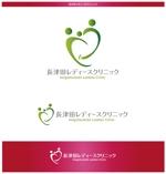 luxman0218さんの新規開業クリニック「長津田レディースクリニック」のロゴ作成への提案