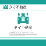 chopin1810lisztさんの不動産会社「タマ不動産」のロゴへの提案