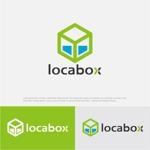 drkigawaさんの低糖質専門の飲食店「locabox」のロゴへの提案
