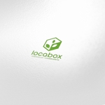 fujiseyooさんの低糖質専門の飲食店「locabox」のロゴへの提案
