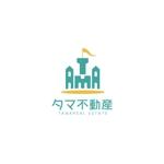 neomasuさんの不動産会社「タマ不動産」のロゴへの提案