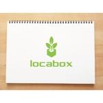 yusa_projectさんの低糖質専門の飲食店「locabox」のロゴへの提案