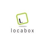 T-akiさんの低糖質専門の飲食店「locabox」のロゴへの提案
