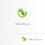 ocha1003さんの低糖質専門の飲食店「locabox」のロゴへの提案