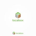 yamana_designさんの低糖質専門の飲食店「locabox」のロゴへの提案