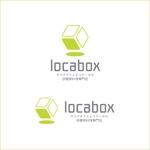 queuecatさんの低糖質専門の飲食店「locabox」のロゴへの提案