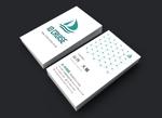AIベンチャー『株式会社IDCruise』の名刺デザインへの提案