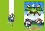 Studio-Mさんの野球に特化した中学英語参考書の表紙(表・裏)のデザインへの提案