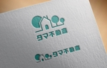 kyo-meiさんの不動産会社「タマ不動産」のロゴへの提案