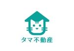 lotoさんの不動産会社「タマ不動産」のロゴへの提案