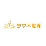 cd_shunさんの不動産会社「タマ不動産」のロゴへの提案