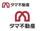 YoshiakiWatanabeさんの不動産会社「タマ不動産」のロゴへの提案