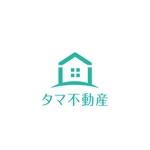T-akiさんの不動産会社「タマ不動産」のロゴへの提案