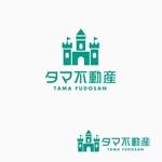 atomgraさんの不動産会社「タマ不動産」のロゴへの提案