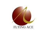Tomoko14さんの財務・金融コンサルティング、FP事務所「株式会社FLYING ACE」のロゴへの提案