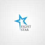 pou997さんのホストクラブ「EIGHT STAR」のロゴへの提案