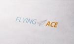 sin_cworkさんの財務・金融コンサルティング、FP事務所「株式会社FLYING ACE」のロゴへの提案