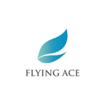 sumii430さんの財務・金融コンサルティング、FP事務所「株式会社FLYING ACE」のロゴへの提案