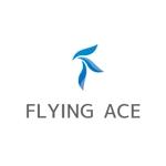 teppei-miyamotoさんの財務・金融コンサルティング、FP事務所「株式会社FLYING ACE」のロゴへの提案