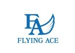 shibazakuraさんの財務・金融コンサルティング、FP事務所「株式会社FLYING ACE」のロゴへの提案