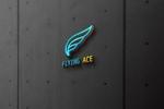 sumiyochiさんの財務・金融コンサルティング、FP事務所「株式会社FLYING ACE」のロゴへの提案