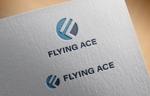kyo-meiさんの財務・金融コンサルティング、FP事務所「株式会社FLYING ACE」のロゴへの提案