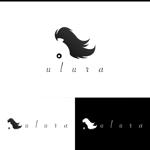 athenaabyzさんのまつ毛エクステサロン【ulura(ウルラ)】のロゴ制作への提案