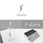 minervaabbeさんのまつ毛エクステサロン【ulura(ウルラ)】のロゴ制作への提案