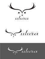 dd51さんのまつ毛エクステサロン【ulura(ウルラ)】のロゴ制作への提案