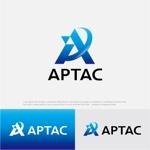 drkigawaさんのNPO法人アジア・太平洋まちづくり支援機構(APTAC)のロゴへの提案