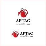 queuecatさんのNPO法人アジア・太平洋まちづくり支援機構(APTAC)のロゴへの提案