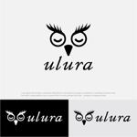 drkigawaさんのまつ毛エクステサロン【ulura(ウルラ)】のロゴ制作への提案