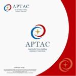 landscapeさんのNPO法人アジア・太平洋まちづくり支援機構(APTAC)のロゴへの提案