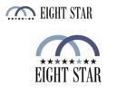 YoshiakiWatanabeさんのホストクラブ「EIGHT STAR」のロゴへの提案