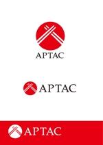 NOdesignさんのNPO法人アジア・太平洋まちづくり支援機構(APTAC)のロゴへの提案