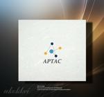ukokkeiさんのNPO法人アジア・太平洋まちづくり支援機構(APTAC)のロゴへの提案