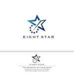 conii88さんのホストクラブ「EIGHT STAR」のロゴへの提案