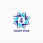 anne_coさんのホストクラブ「EIGHT STAR」のロゴへの提案