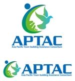 TEXTUREさんのNPO法人アジア・太平洋まちづくり支援機構(APTAC)のロゴへの提案