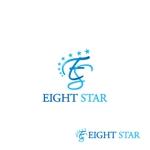 ChiGyoさんのホストクラブ「EIGHT STAR」のロゴへの提案