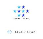 MacMagicianさんのホストクラブ「EIGHT STAR」のロゴへの提案
