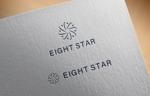 kyo-meiさんのホストクラブ「EIGHT STAR」のロゴへの提案