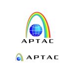 MacMagicianさんのNPO法人アジア・太平洋まちづくり支援機構(APTAC)のロゴへの提案