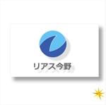 shyoさんの会社の看板、名刺『株式会社リアス今野』のロゴへの提案