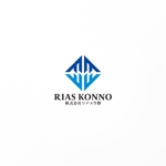 yamana_designさんの会社の看板、名刺『株式会社リアス今野』のロゴへの提案