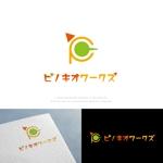 glpgs-lanceさんのブライダルコンサルタント&飲食「株式会社ピノキオワークス」社名ロゴデザインへの提案