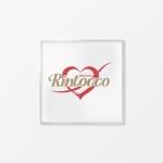 オーガニックジェラートショップ「Gelateria RIntocco」のロゴへの提案