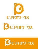 dd51さんのブライダルコンサルタント&飲食「株式会社ピノキオワークス」社名ロゴデザインへの提案