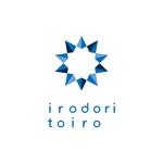 sahiさんの新しい働き方を時代に創出する企業「イロドリトイロ株式会社」のロゴへの提案